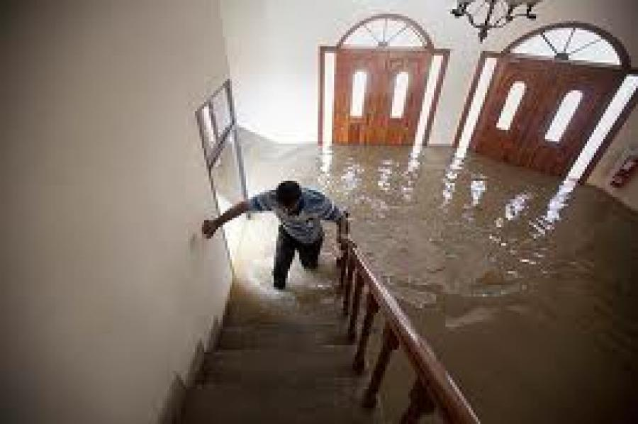 avoid a flood in your home