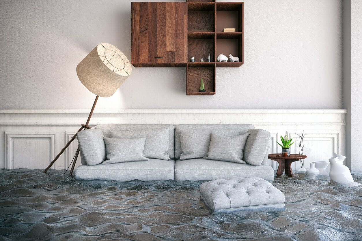 Indoor flood