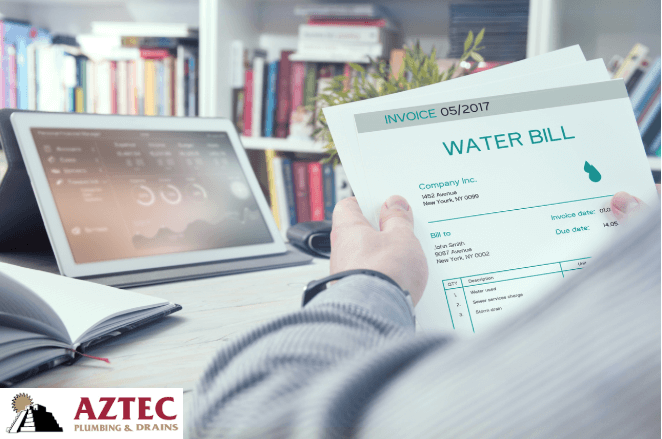 Reviewing Your Water Bill